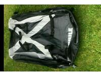 Thule Ranger 90 foldable roof box 280Ltr *used once*