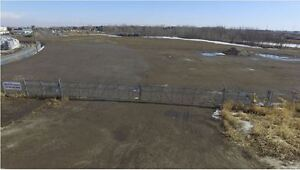 Up to 10 Acres SE Edmonton Industrial Land for Lease