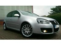 2007/07 VOLKSWAGEN GOLF 2.0 GT TDI +FULL SERVICE HISTORY 3 OWNERS+