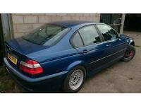 Bmw e46 320d breaking for parts