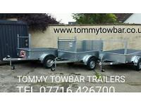 New and used trailers for sale. Tommy Towbar