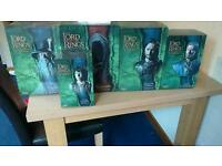 Lord of the rings figures bust
