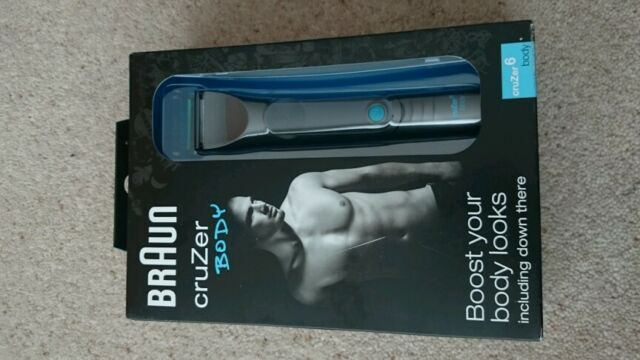 Braun Büffel Cruzer6Body Beard Trimmer