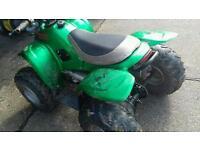 Apache 100cc quad for sale runs and rides 200 no offers