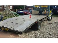Iveco recovery truck spares or repair