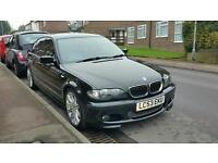 BMW 325i M Sport 5dr Auto 03
