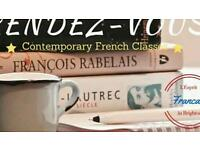 French Lesson from £15 with a qualified French teacher