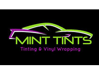 Window Tinting & Vinyl Wrapping