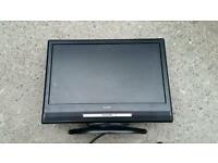 """16"""" LCD HD TV WITH FREE VIEW"""