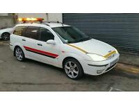 Ford focus td estate recovery vechile