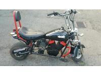 Midi moto chopper swaps