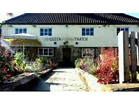 Recruitment full time and part time back of house/potwashers at The Queen o' t'owd thatch pub