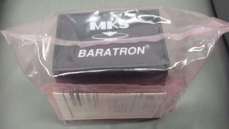 Absolute MKS Baratron Manometer 120AA-00001RAJ Caliberated