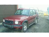 00 landrover discovery td5