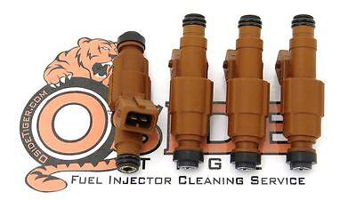1993-95 Nissan Hardbody Pickup KA24E Fuel Injectors Upgrade! Non-Cali Model Only ()