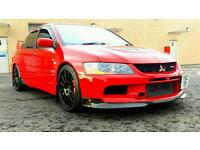 2007 EVO IX MR FQ 360 HKS EDITION!