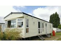 Double glazed static caravan for sale on Mersea Island Essex