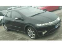 2008 Honda Civic 2.2ctdi #BREAKING FOR PARTS