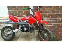 125cc pit bike for sale