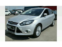 2012 FORD FOCUS - PETROL - MILEAGE 51435 *ENGINE AS NEW* *CLEAN CAR* (REDUCED PRICE FOR QUICK SALE)