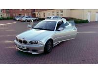 BMW 325i auto coupe