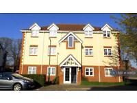 2 bedroom flat in Bewick Gardens, Chichester, PO19 (2 bed)