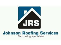 Johnson roofing services PVC Flat roofing specialists