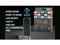 £10 Add premium KODI Paradox to amazon fire tv stick. Fast friendly service.