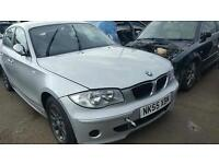 BMW 1 SERIES FRONT END *COMPLETE FRONT END*