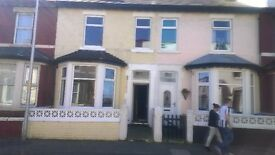 4 beds Terraced House To Rent, Blackpool. FY1