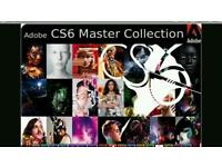 ADOBE MASTER COLLECTION CS6 MAC ONLY OEM EDITION