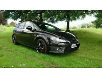 Seat leon cupra face lift model
