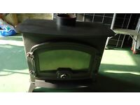 Gas Stove (solid fuel effect)