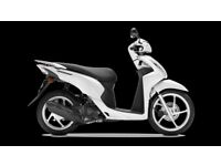 SCOOTER / MOPED HIRE FOR DELIVERY DRIVERS
