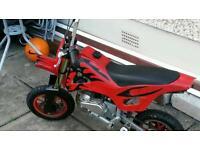 Kid's motor bike
