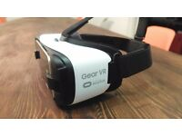 Samsung gear vr oculus , used once, new ! 40£