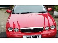 20 Jaguar X Type Saloon