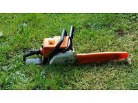 Stihl MS180 Petrol Chainsaw 150 ono