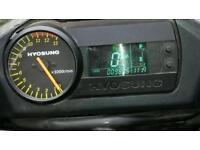 Hyosung 125cc