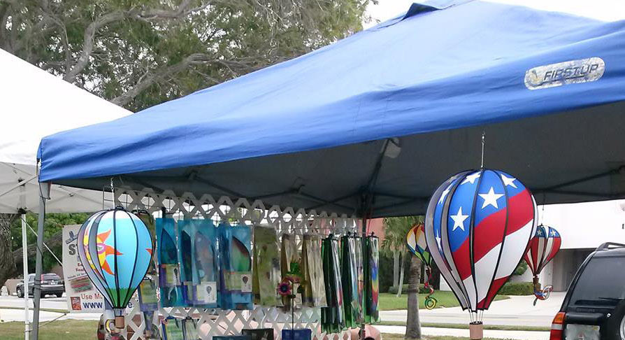 Fun In St Pete Flags Mosaics & More