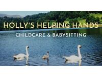 Ofsted Registered Nanny Available