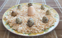 Organic Quail, Duck and Chicken eggs!