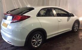 Honda Civic 2.2i-DTEC 2013MY ES FROM £36 PER WEEK !