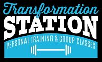 Personal training and group classes in private studio
