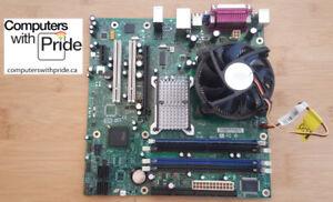 Intel Desktop Board D945GTP, D945PLM (E210882)