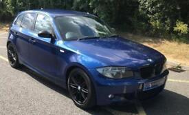 2007 57 BMW 118I MSPORT, 91K,