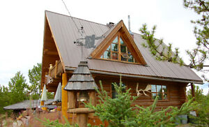 ATLIN Retreat - Log Home and Cabins... PropertyGuys ID# 143778