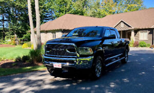 2016 Dodge Ram 2500 MEGA CAB Limited with Plow for sale