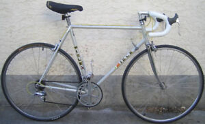 Miele - light weight, tall frame with 700c tires