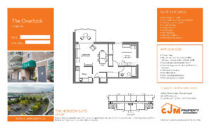 The Overlook - All Inclusive 1-Bedroom | February